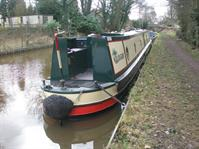On Macclesfield Canal
