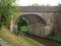 Rye Hill Bridge Shropshire Union