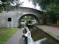 Autherley Stop Lock