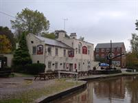 Shroppie Fly at Audlem