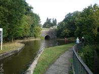 Chirk Tunnel South Entrance
