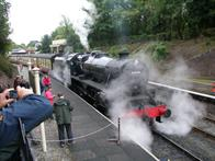 Llangollen Steam Train