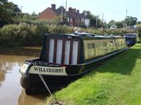 Willoughby at Barbridge Junction