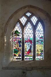 Lady Chapel, Stained Glass