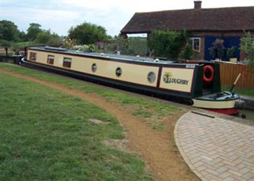 Narrowboat Willoughby