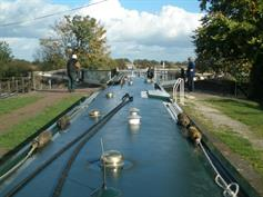 Cholmondeston Lock Shropshire Union