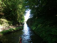 Rose Hill 'Tunnel' Peak Forest Canal